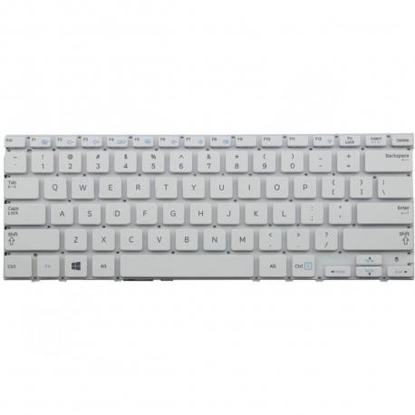 Samsung NP530U3B Klávesnice pro notebook - americká - US + zprostředkování servisu v ČR