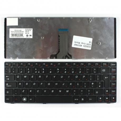 Lenovo IdeaPad V370 Klávesnice pro notebook - anglická - UK + zprostředkování servisu v ČR