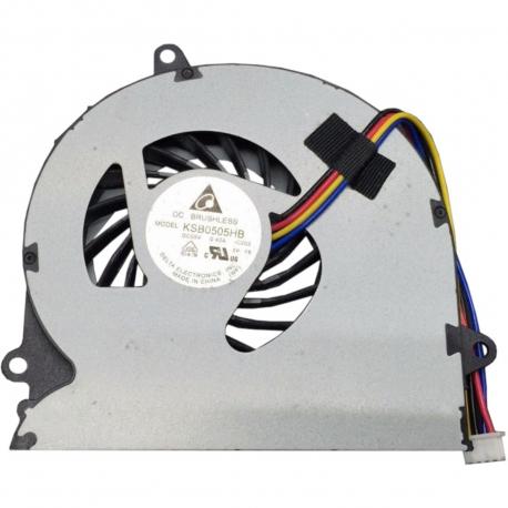 Asus U33JC Ventilátor pro notebook - 4 piny 3 výčnělky + zprostředkování servisu v ČR