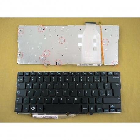 Samsung NP900X3C Klávesnice pro notebook - anglická - UK + doprava zdarma + zprostředkování servisu v ČR