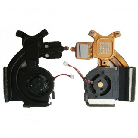 Lenovo X301 Ventilátor s chladičem pro notebook + doprava zdarma + zprostředkování servisu v ČR