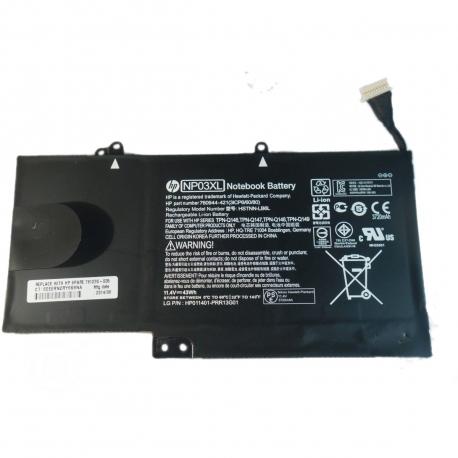 HP ENVY 15 x360 Baterie pro notebook - 3 články + doprava zdarma + zprostředkování servisu v ČR