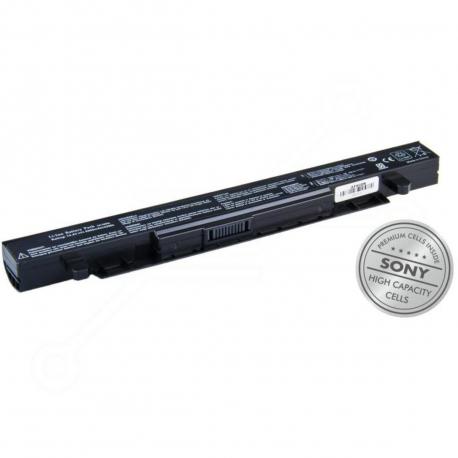 Asus X550C Baterie pro notebook - 2900mAh 4 články + doprava zdarma + zprostředkování servisu v ČR