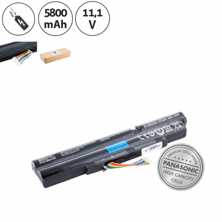 Acer Aspire 4830TG-2413G75n TimeLineX Baterie pro notebook - 5800mAh 6 článků + doprava zdarma + zprostředkování servisu v ČR