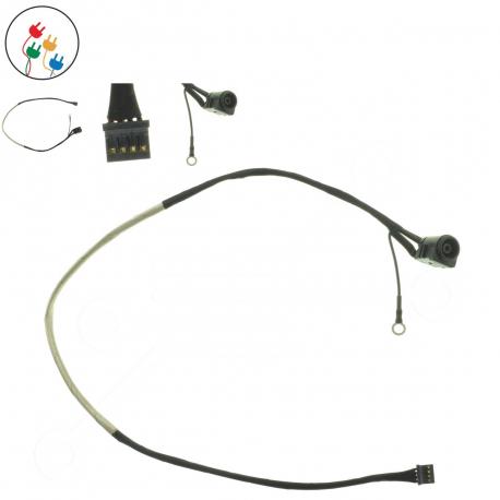 Sony Vaio VPC-SB3X9E Napájecí konektor - dc jack pro notebook - délka 5 cm 4 piny s připojovacím kabelem + zprostředkování servisu v ČR