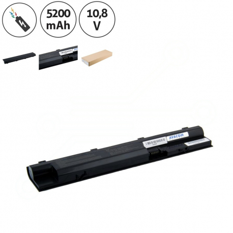 HP ProBook 470 G1 Baterie pro notebook - 5200mAh 6 článků + doprava zdarma + zprostředkování servisu v ČR