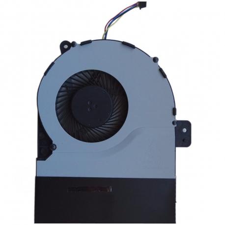 Asus X751M Ventilátor pro notebook - 4 piny + zprostředkování servisu v ČR