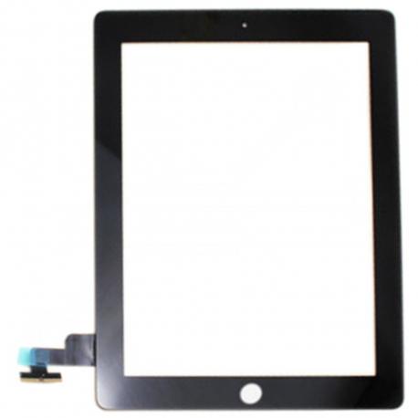 Apple iPad 2 Dotykové sklo pro tablet - černá + zprostředkování servisu v ČR