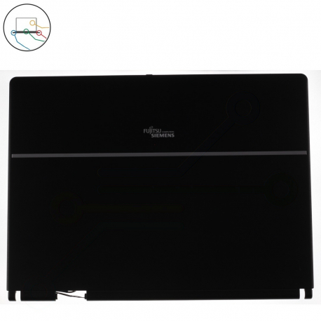 Fujitsu Siemens AMILO Xa 1526 Vrchní kryt pro notebook + zprostředkování servisu v ČR