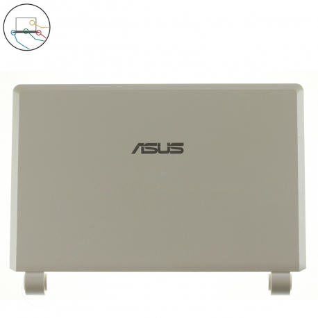 Asus Eee PC 701 Vrchní kryt displeje pro notebook + zprostředkování servisu v ČR