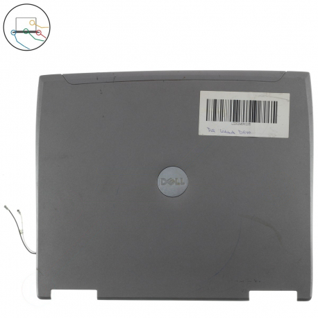 Dell Latitude D610 Vrchní kryt displeje pro notebook + zprostředkování servisu v ČR