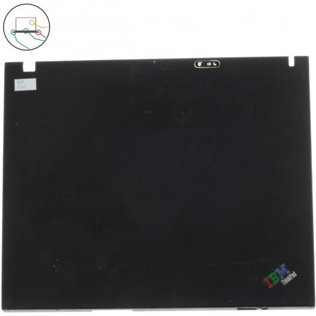 Lenovo ThinkPad T43 Vrchní kryt pro notebook + zprostředkování servisu v ČR