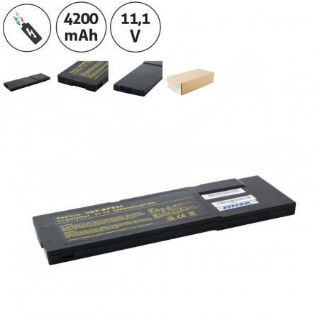 Sony Vaio VPC-SA33GW/T Baterie pro notebook - 4200mAh + doprava zdarma + zprostředkování servisu v ČR