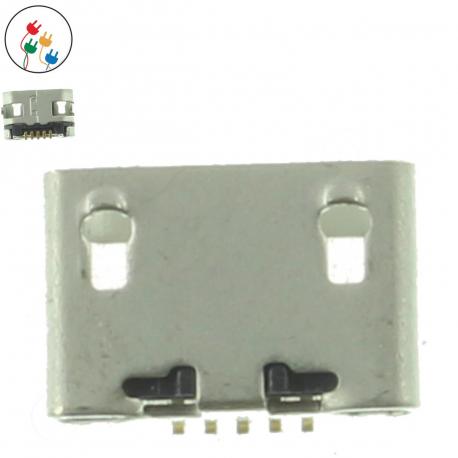 Asus MeMo Pad 7 K01A Napájecí konektor - dc jack pro tablet - 5 pinů + zprostředkování servisu v ČR