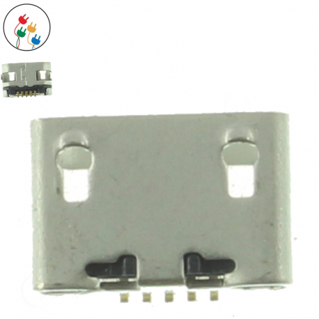 Asus MeMo Pad 7 ME70CX-A38 Napájecí konektor - dc jack pro tablet - 5 pinů + zprostředkování servisu v ČR