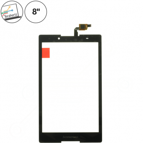 ZVLS841 Dotykové sklo pro tablet - 8 černá + zprostředkování servisu v ČR