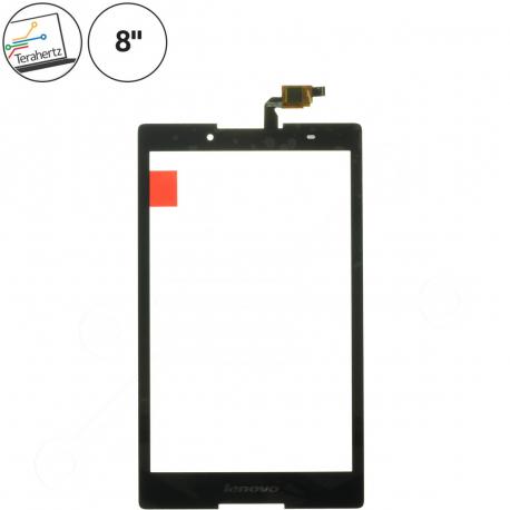 ZVLT232 Dotykové sklo pro tablet - 8 černá + zprostředkování servisu v ČR