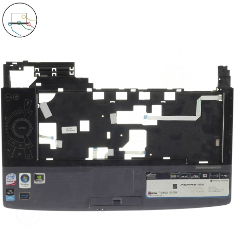 Acer Aspire 8920 Opěrka rukou pro notebook + zprostředkování servisu v ČR