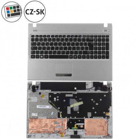 Samsung NP-Q530 Klávesnice s palmrestem pro notebook - CZ / SK + doprava zdarma + zprostředkování servisu v ČR