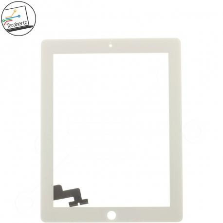 Apple iPad 2 Dotykové sklo pro tablet - bílá + zprostředkování servisu v ČR
