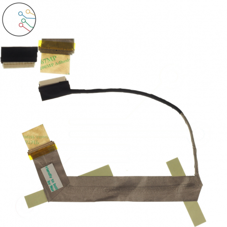 DD0EJ8LC020 Kabel na displej pro notebook + zprostředkování servisu v ČR