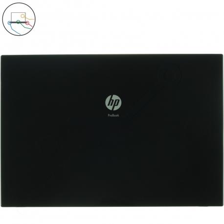HP ProBook 4310s Vrchní kryt displeje pro notebook + doprava zdarma + zprostředkování servisu v ČR