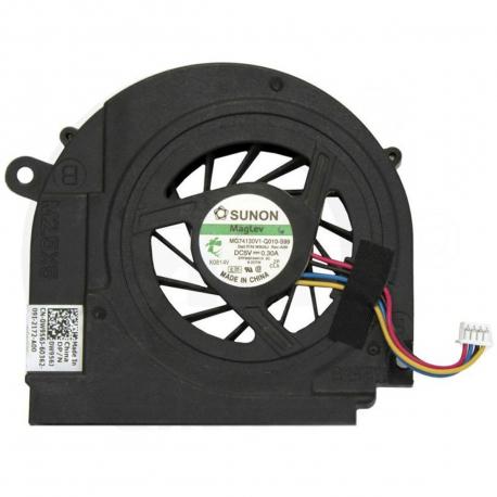 Dell Studio 1558 Ventilátor pro notebook - 4 piny + zprostředkování servisu v ČR