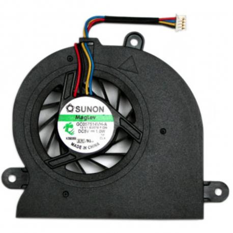 Fujitsu Siemens ESPRIMO Mobile V6555 Ventilátor pro notebook - 4 piny + zprostředkování servisu v ČR