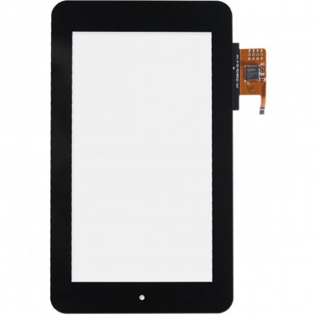 HP Slate 7 2801 Dotykové sklo pro tablet - 7 černá + zprostředkování servisu v ČR