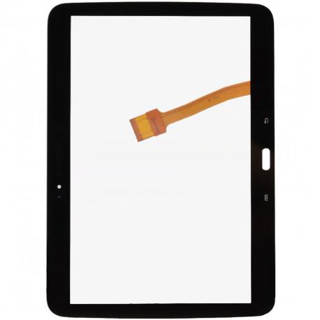 Samsung Galaxy Tab 3 GT-P5200 Dotykové sklo pro tablet - černá + zprostředkování servisu v ČR