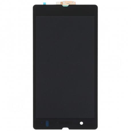Sony Ericsson Xperia Z L36 Displej s dotykovým sklem pro mobilní telefon + doprava zdarma + zprostředkování servisu v ČR