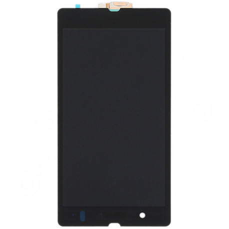 Sony Ericsson Xperia Z LT36H Displej s dotykovým sklem pro mobilní telefon + doprava zdarma + zprostředkování servisu v ČR