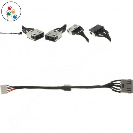 Lenovo IdeaPad Y50-70 Napájecí konektor pro notebook - 5 pinů s připojovacím kabelem + zprostředkování servisu v ČR