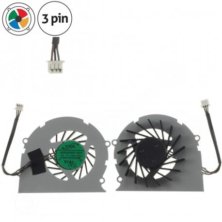 KSB0405HA Ventilátor pro notebook - 3 piny + zprostředkování servisu v ČR