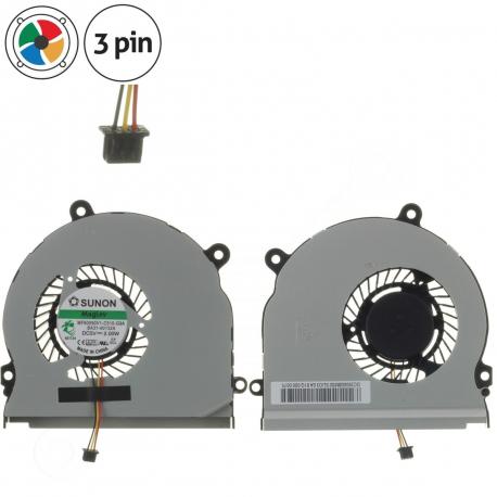 Samsung NP355E5C Ventilátor pro notebook - 3 piny + zprostředkování servisu v ČR