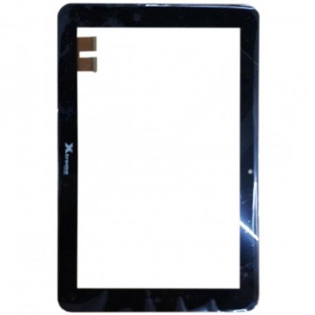 GoClever Tab R105BK Dotykové sklo pro tablet - 10 černá + doprava zdarma + zprostředkování servisu v ČR