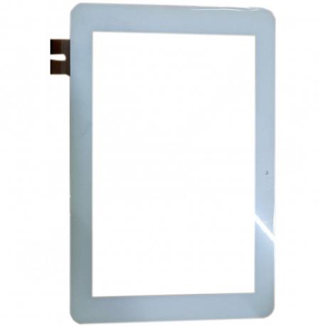 GoClever Tab R105BK Dotykové sklo pro tablet - 10 bílá + doprava zdarma + zprostředkování servisu v ČR