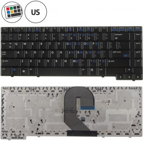 HP Compaq 6715b Klávesnice pro notebook - americká - US + zprostředkování servisu v ČR