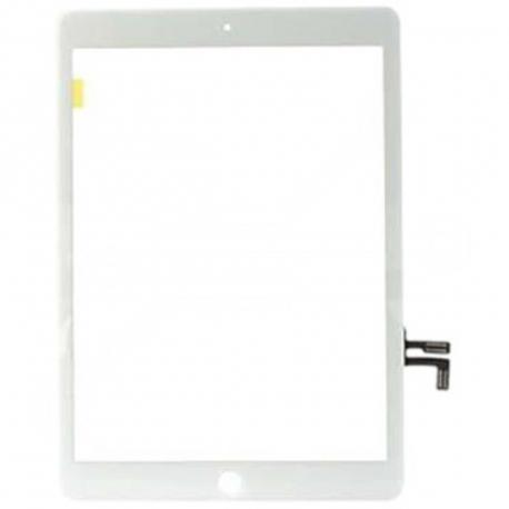 Apple iPad Air A1474 Dotykové sklo pro tablet - bílá + zprostředkování servisu v ČR