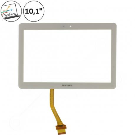 Samsung Galaxy Tab 2 GT-P5100 Dotykové sklo pro tablet - bílá + zprostředkování servisu v ČR