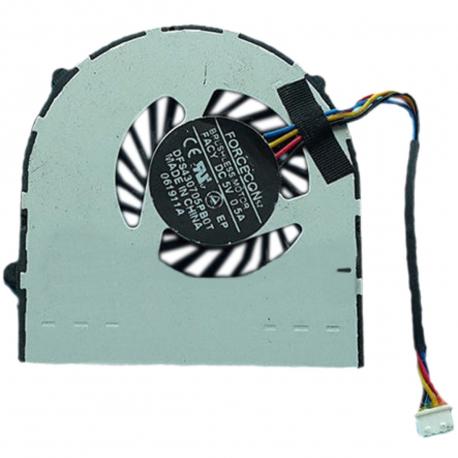Lenovo IdeaPad U160 Ventilátor pro notebook - 4 piny 4 díry na šroubky + zprostředkování servisu v ČR