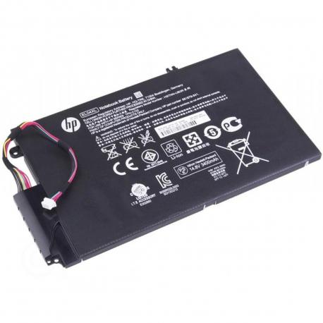 HP TOUCHSMART 4 Baterie pro notebook - 3400mAh + doprava zdarma + zprostředkování servisu v ČR