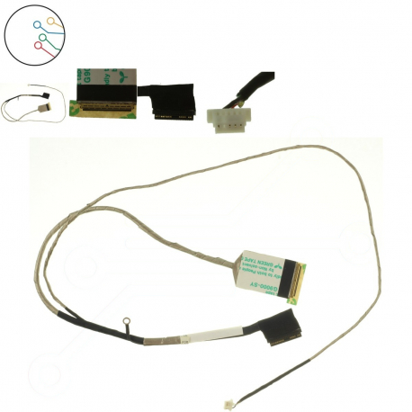 605804001 Kabel na displej pro notebook + zprostředkování servisu v ČR