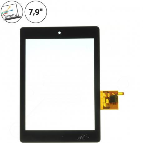 Acer Iconia Tab A1-810 Dotykové sklo pro tablet - černá + zprostředkování servisu v ČR