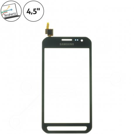 Samsung Galaxy Xcover 3 SM-G388F Dotykové sklo pro mobilní telefon - černá + zprostředkování servisu v ČR