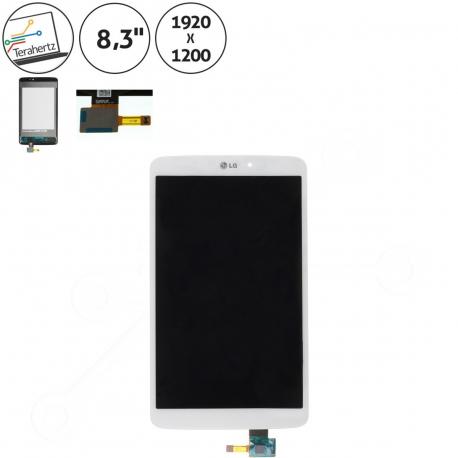 LG G Pad V500 8.3 Displej s dotykovým sklem pro tablet + doprava zdarma + zprostředkování servisu v ČR