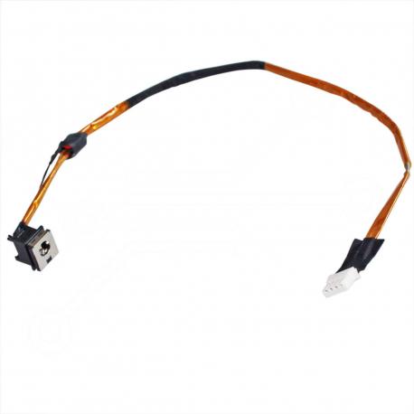 Toshiba Satellite P500 Napájecí konektor pro notebook - 4 piny s připojovacím kabelem + zprostředkování servisu v ČR