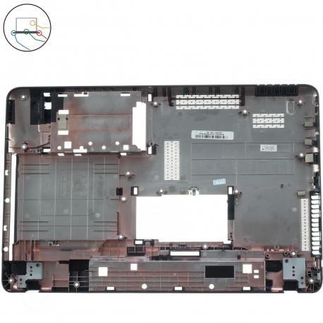 Toshiba Satellite C650 Spodní vana pro notebook - černá + doprava zdarma + zprostředkování servisu v ČR