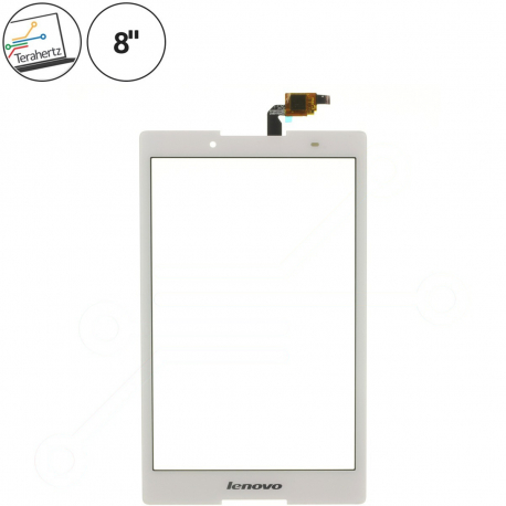 ZVLS846 Dotykové sklo pro tablet - 8 bílá černá + zprostředkování servisu v ČR