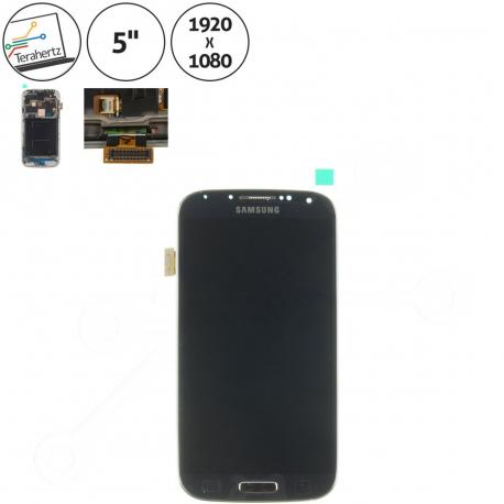 Samsung Galaxy S4 Displej s dotykovým sklem pro mobilní telefon - 1920 x 1080 Full HD 5 černá + doprava zdarma + zprostředkování servisu v ČR